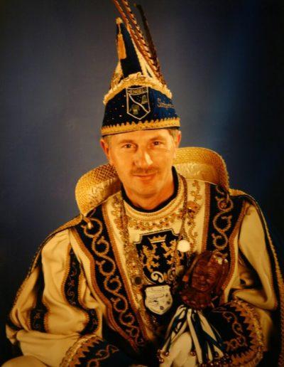 1995 - George II